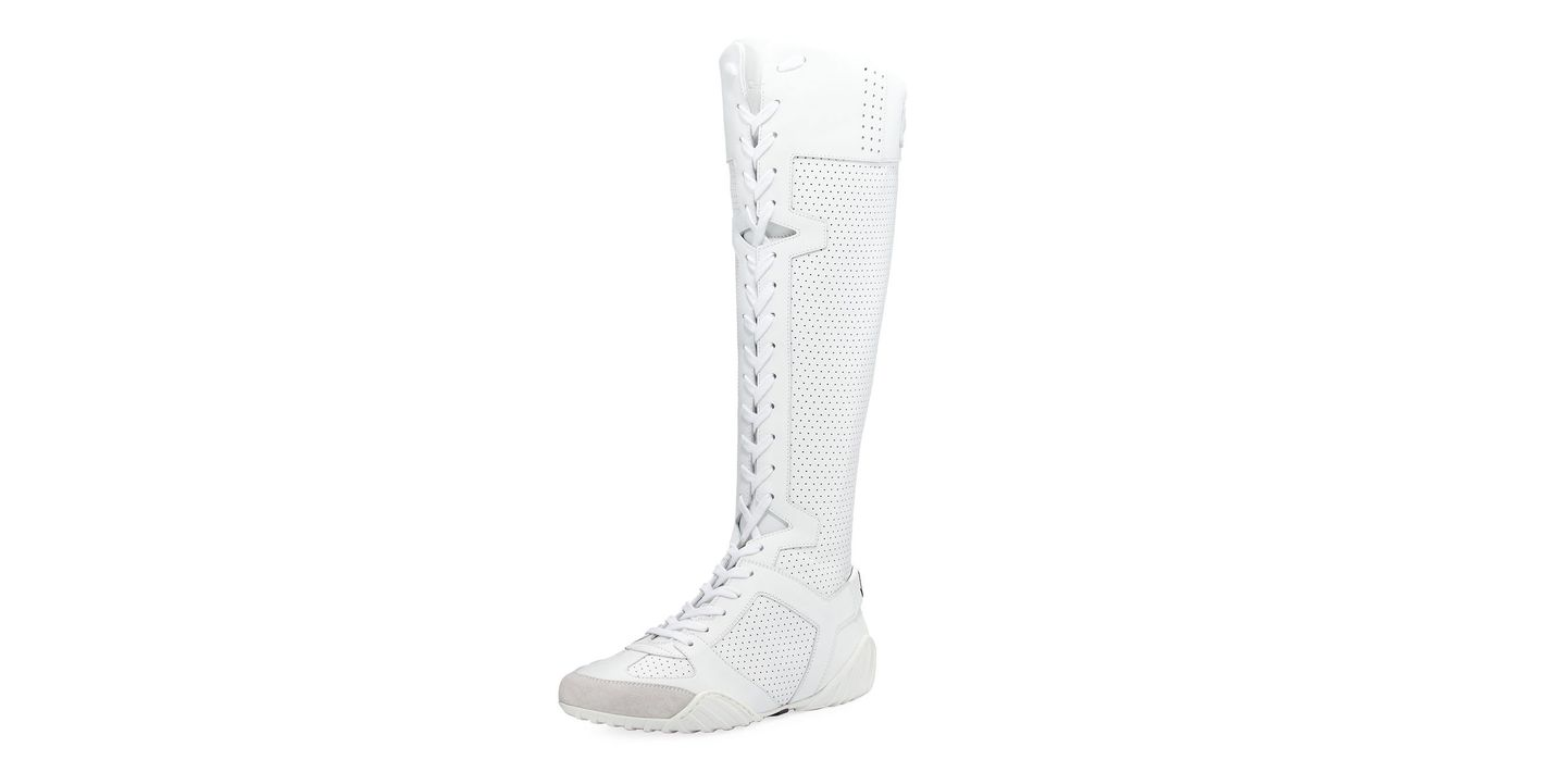 Dior Knee High Sneaker