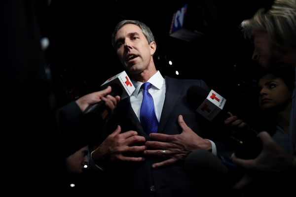 Beto O'Rourke's Campaign Is Foundering