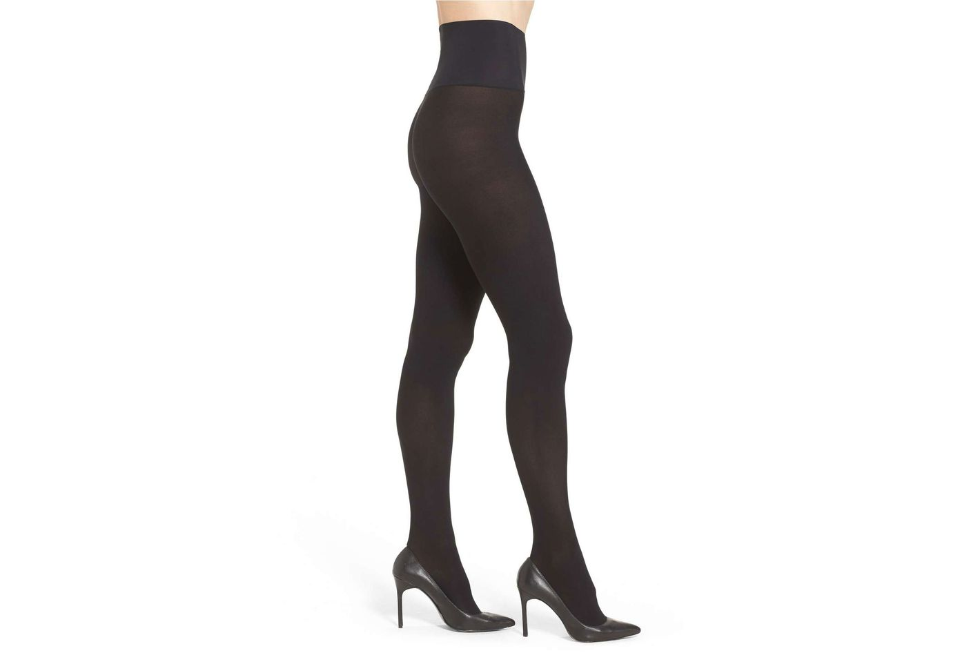 a90e9e4a1ec 8 Best Black Tights Women 2017  Opaque