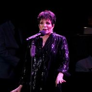 Liza Minnelli performs at the opening night of Hampton Court Palace Festival 2012  at Hampton Court Palace on June 14, 2012 in London, England.