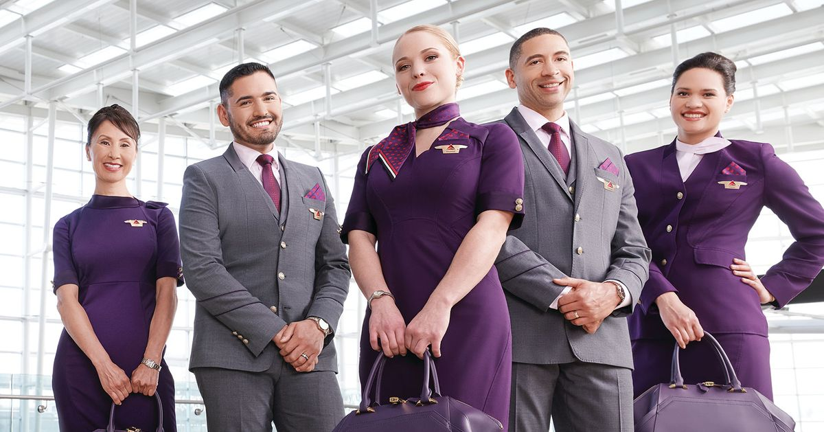 Delta Flight Attendants Will Finally Get New Uniforms That Don't Make Them Sick