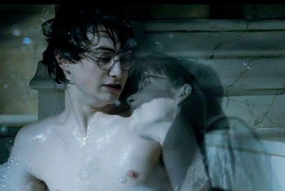 Harry potter porn myrtle