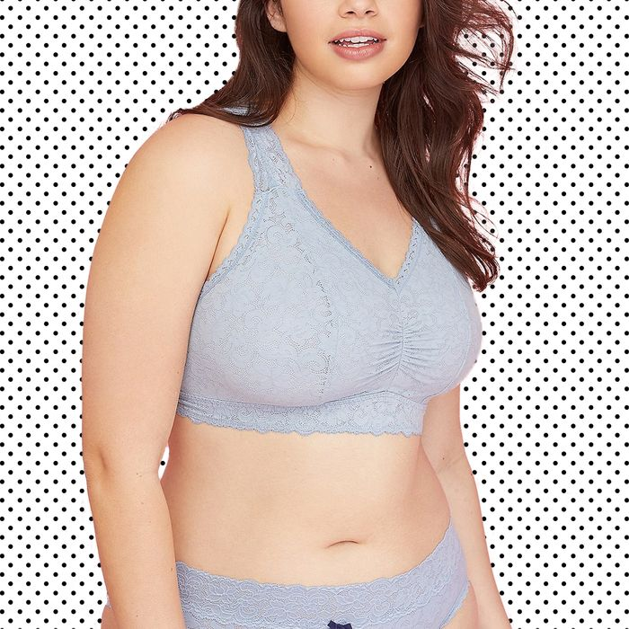 63b8b2f941 14 Plus-Size Bralettes for Any and Every Occasion
