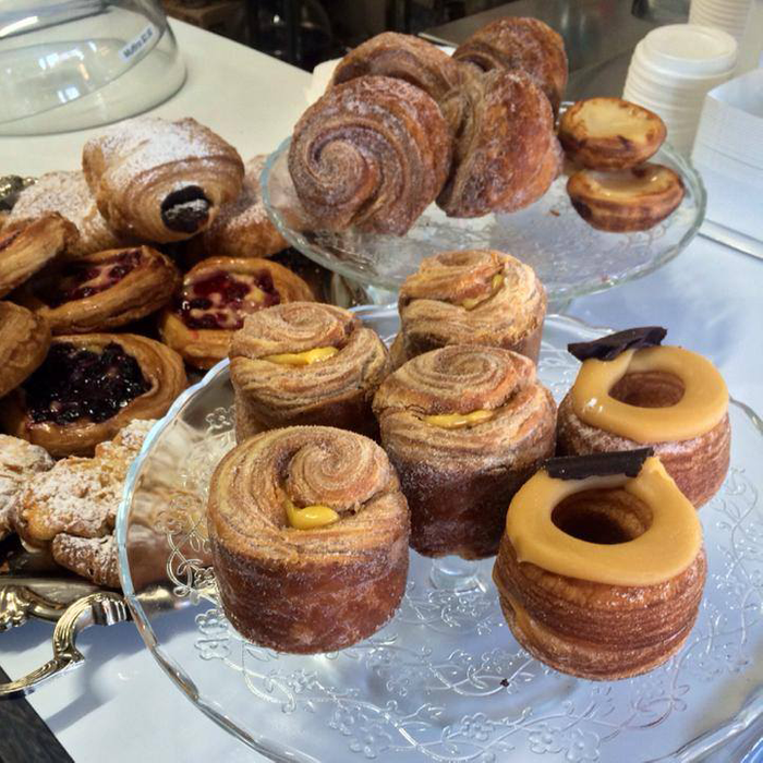 At least they have Cronut knockoffs.
