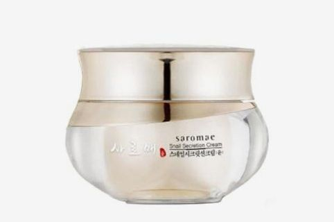 SMD Cosmetics Saromae Hydrating Snail Secretion Cream