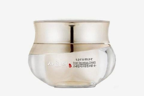 SMD Cosmetics Saromae Hydrating Snail Secretion Cream