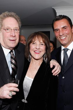 NEW YORK - NOVEMBER 09:  Sportscasters John Sterling, Suzyn Waldman and Lee Mazzilli attend The Jorge Posada Foundation's Decade of Difference celebration on November 9, 2011 in New York City.  (Photo by Amy Sussman/Getty Images for Jorge Posada Foundation)