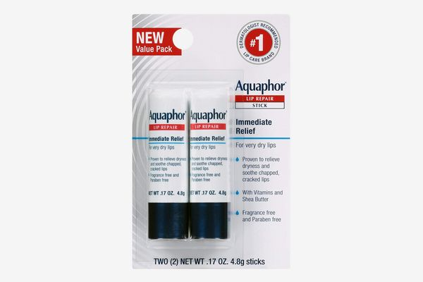 Aquaphor Lip Repair Stick - Soothes Dry Chapped Lips