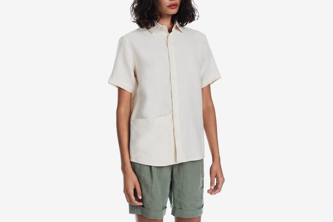 Soft Pocket Shirt