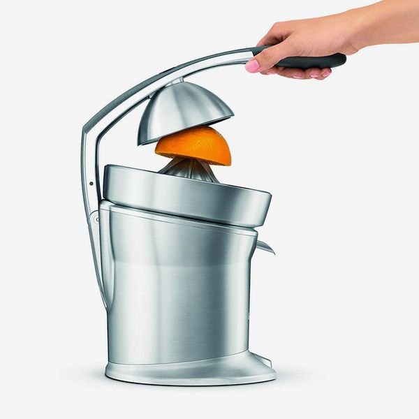 Breville 800CPXL Die-Cast Stainless-Steel Motorized Citrus Press