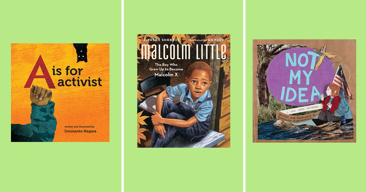 7 Books About Race to Read to Your Kids