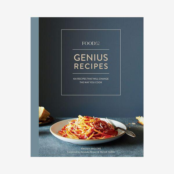 Food52 Genius Recipes by Kristen Miglore
