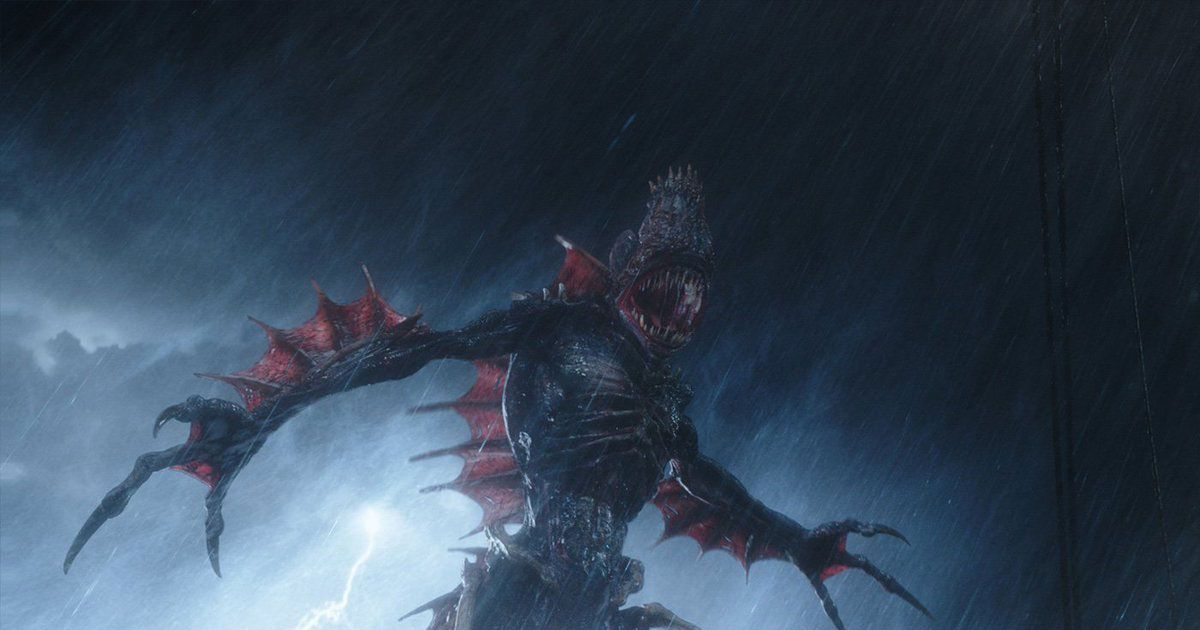 You're Damn Right An Aquaman Spin-off About The Trench Creatures Is Being Developed