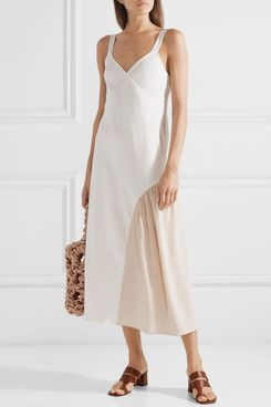 Tibi Two-Tone Dress