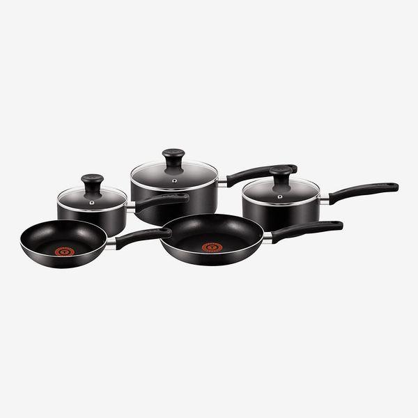 Tefal 5 Piece Pots and Pans Set