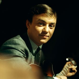 Gerry Marsden of Gerry and the Pacemakers Dead at 78