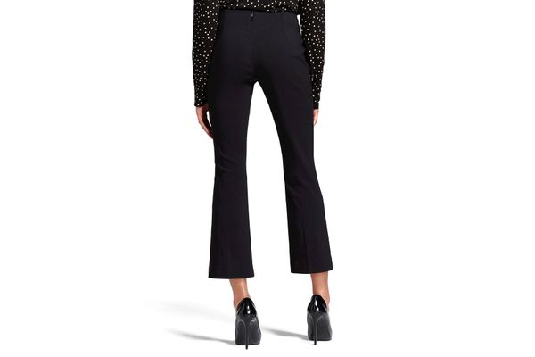 Who What Wear Women's Cropped Flair Pants