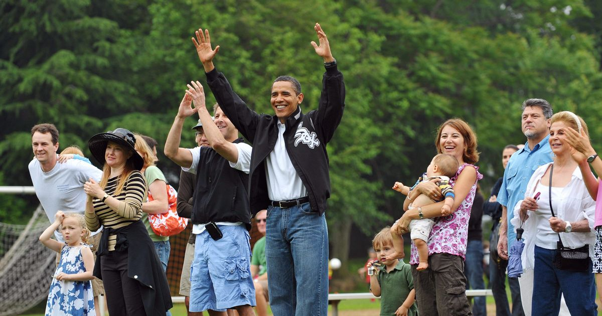 Obama and His Dad Jeans Through the Years -- NYMag: nymag.com/daily/intelligencer/2014/03/obama-dad-jeans-through-the...