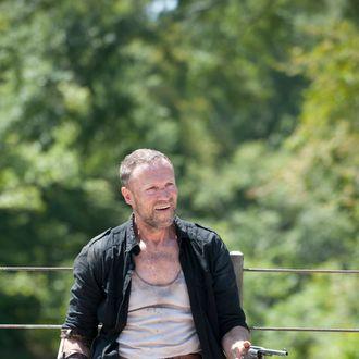 Merle Dixon (Michael Rooker) - The Walking Dead - Season 3, Episode 10 - Photo Credit: Gene Page/AMC