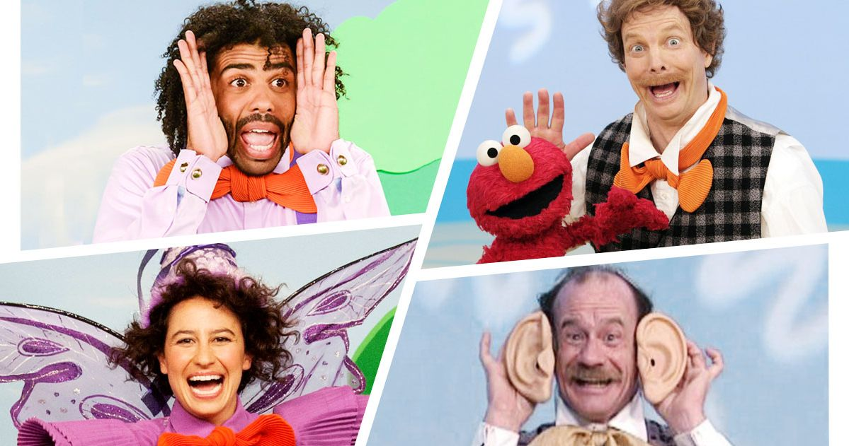 How Sesame Street's Mr. Noodle Teaches Kids, Annoys Grown-ups
