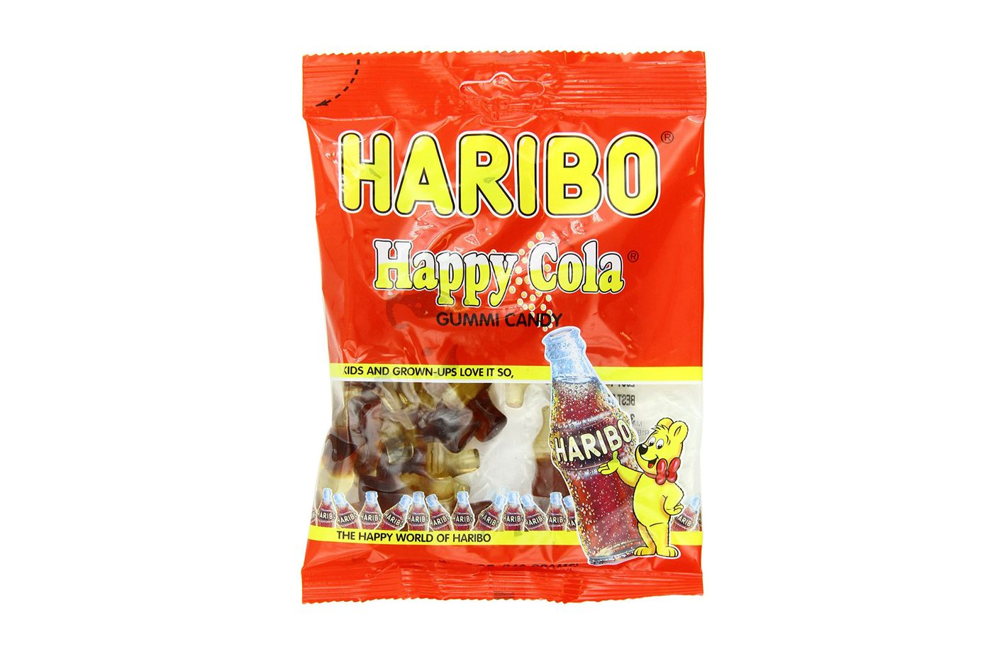 Haribo Happy Cola Gummi Candy