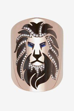 Diane Kordas Lion Ring