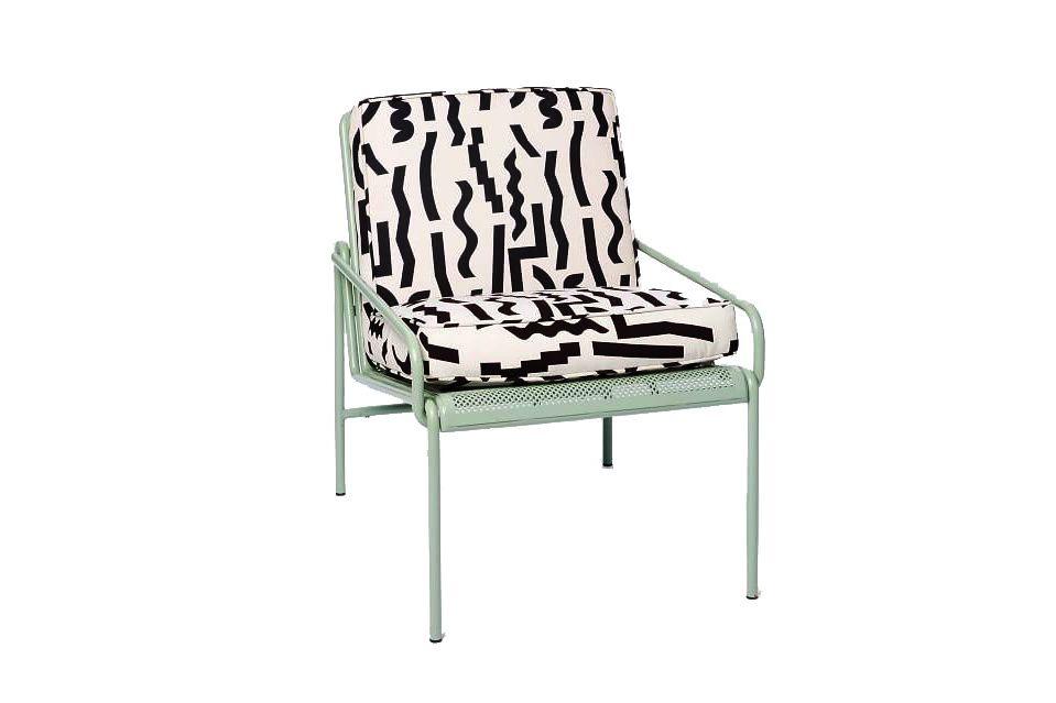Eric Trine + Dusen Dusen Outdoor Lounge Chair