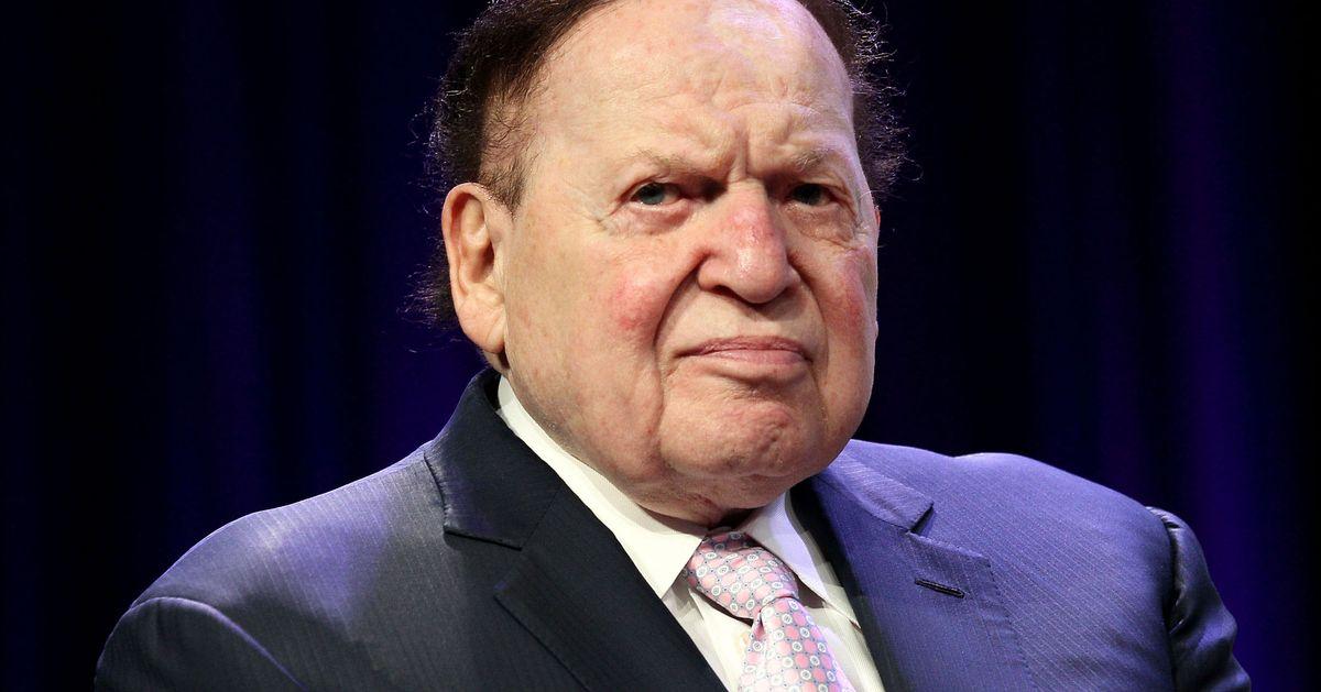 President Trump Lobbied Japan On Sheldon Adelsons Behalf