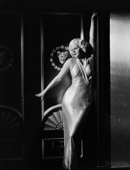 Photo 43 from  Jean Harlow's Satin Dress