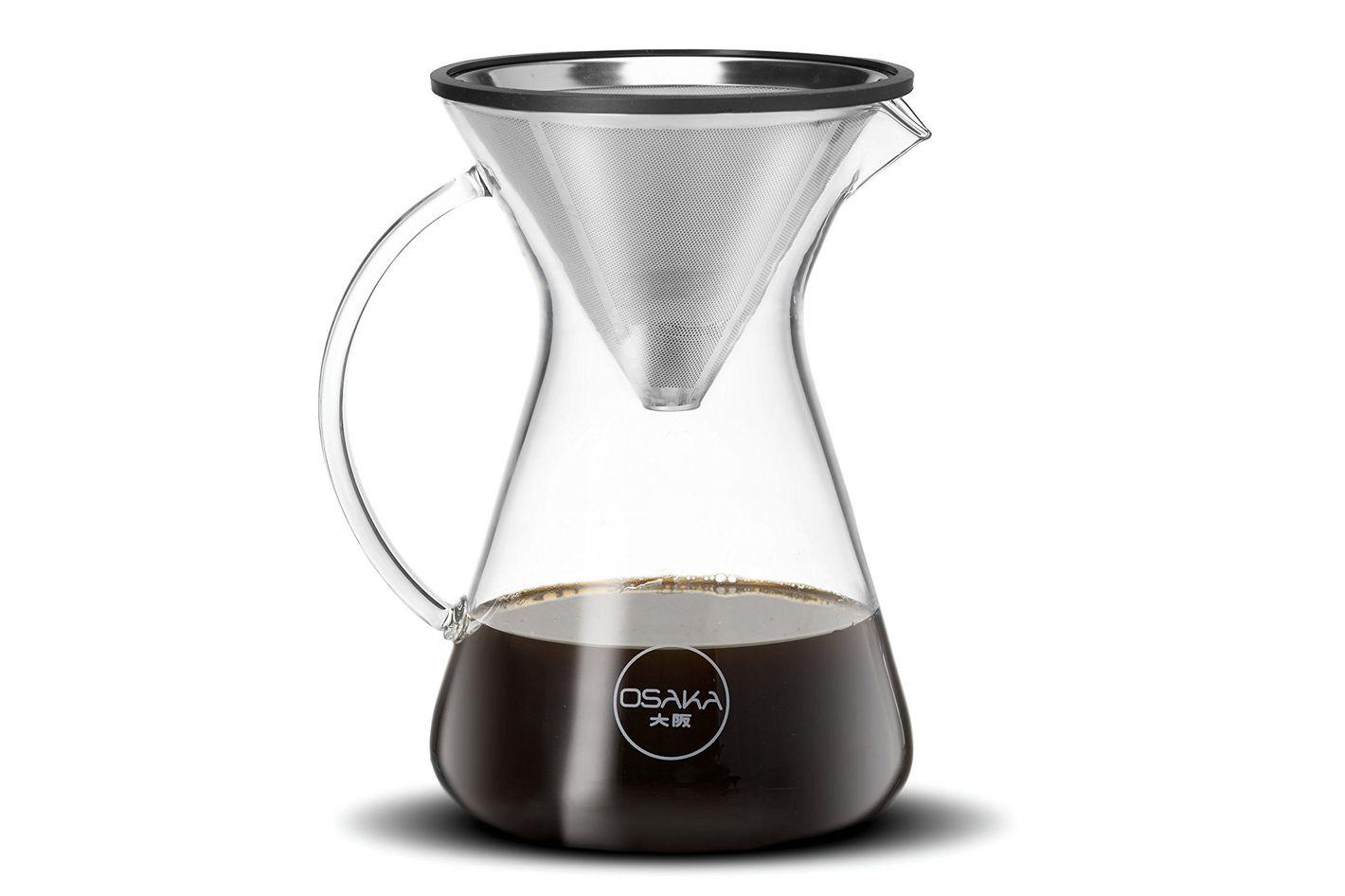 Osaka Homemade Pourover Coffeemaker