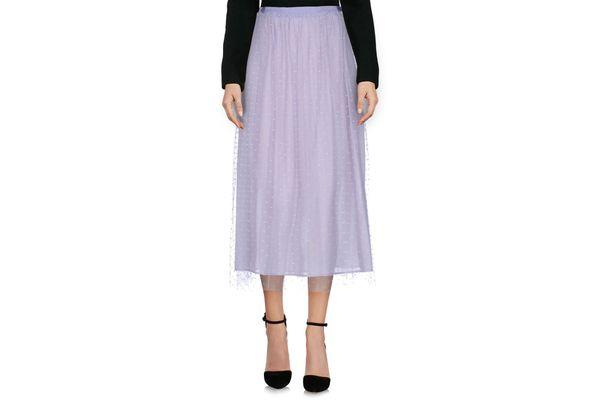 REDVALENTINO 3/4 length skirt