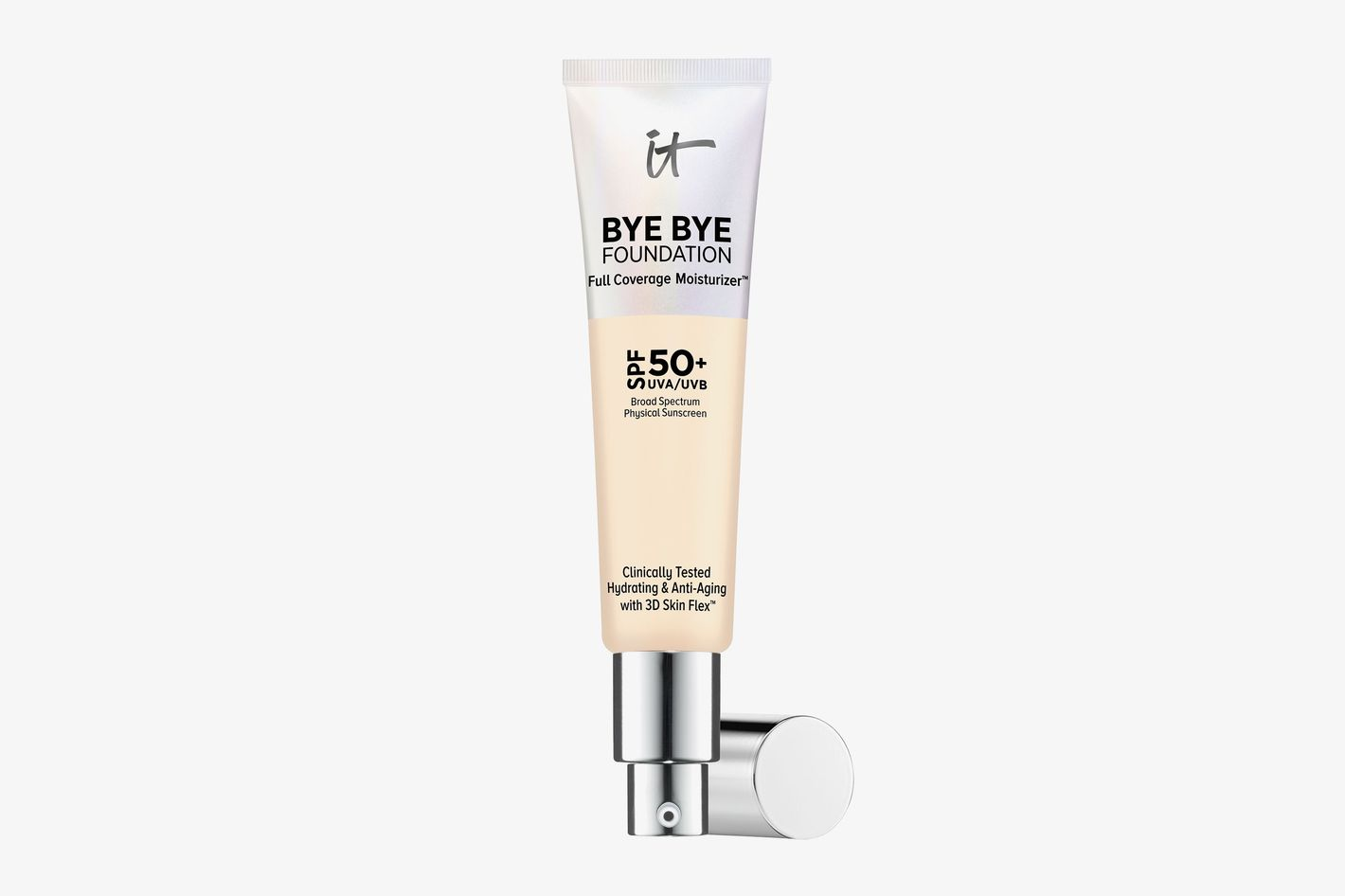 Bye Bye Foundation Full Coverage Moisturizer with SPF 50+ Fair