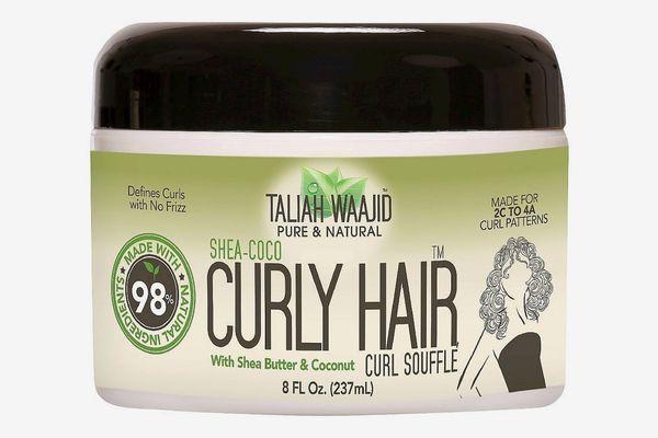 Taliah Waajid Pure & Natural Shea-Coco Curly Hair Curl Souffle