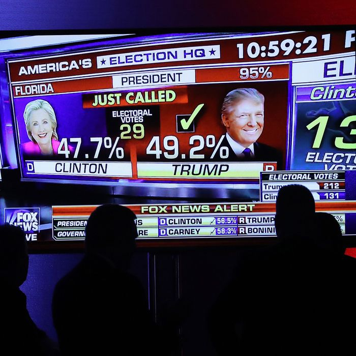 Could There Ever Be a 'Do-Over' in a Presidential Election?