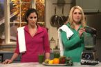 Watch Sarah Silverman Poke Fun at Vitamix Blenders on SNL