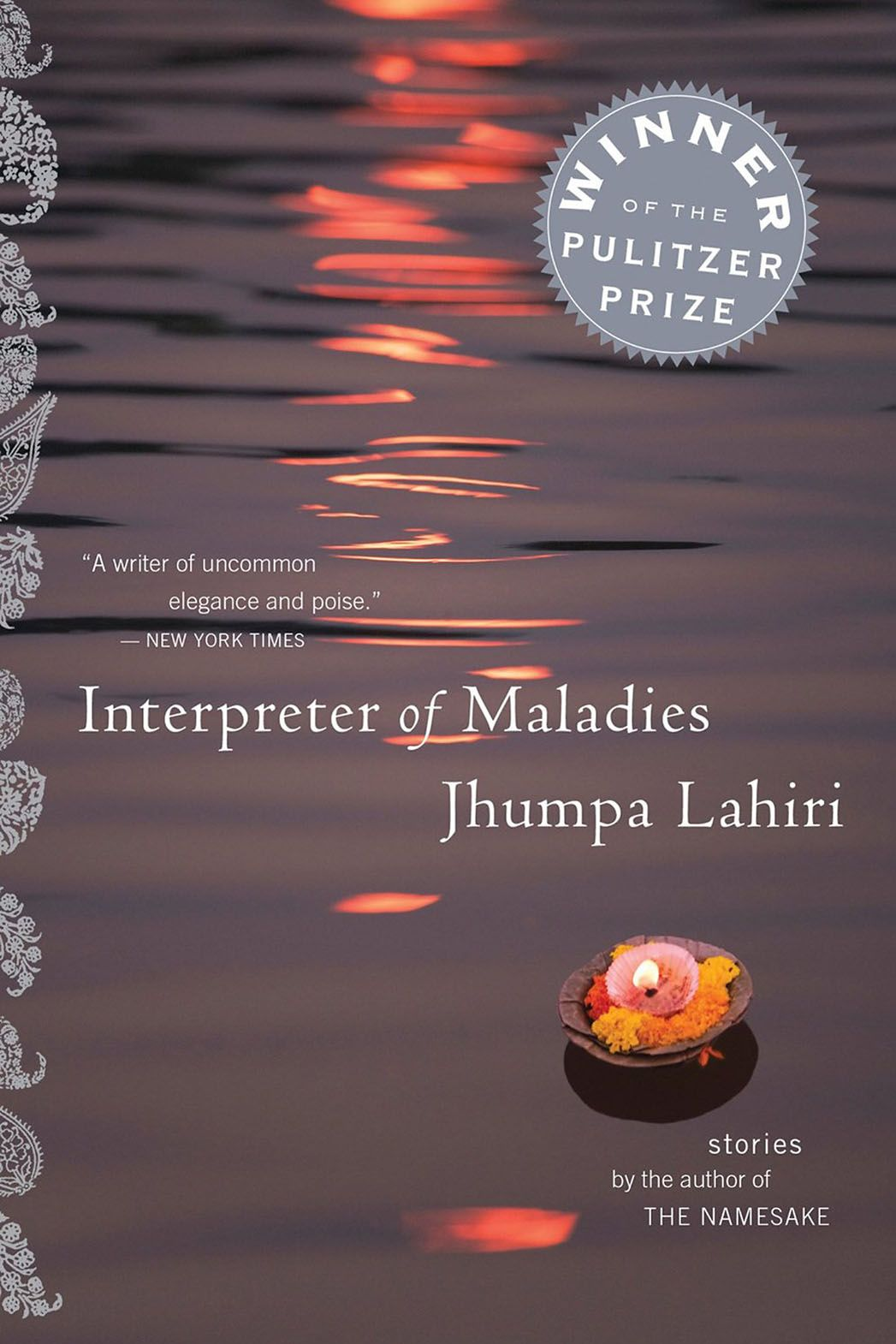 Interpreter of Maladies paperback by Jhumpa Lahiri