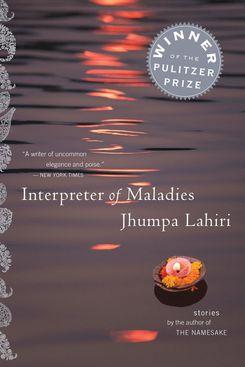 Interpreter of Maladies paperback by Jhumpa Lahiri