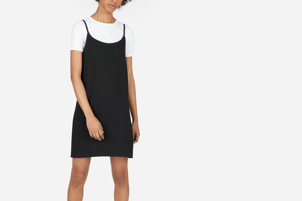 The Japanese GoWeave Mini Slip Dress