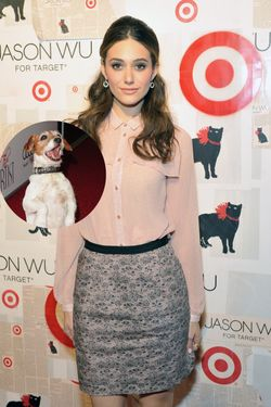NEW YORK, NY - JANUARY 26:  Actress Emmy Rossum attends the Jason Wu For Target launch at Skylight SOHO on January 26, 2012 in New York City.  (Photo by Marc Stamas/Getty Images)