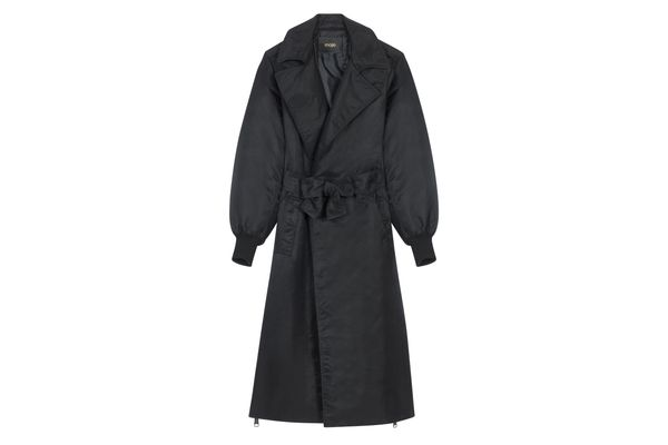 Maje x Schott Goodwin Shell Coat