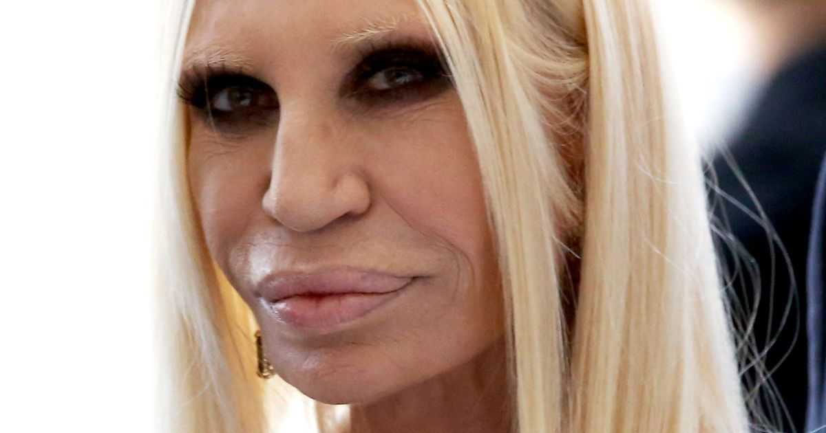 Donatella Versace Nude Photos 77