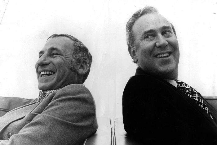 Carl Reiner on the Origins of Mel Brooks's 2000 Year Old Man