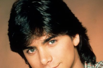 John Stamos, circa 1984. (Photo by Getty Images)