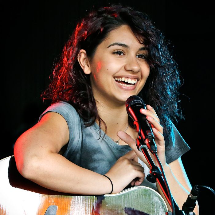 Alessia Cara performs her Hit Song
