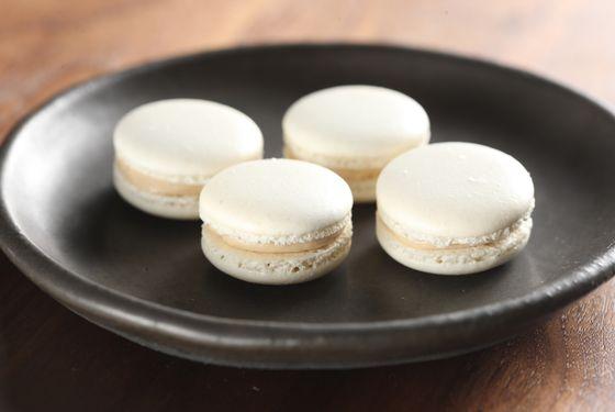 Chickpea Hozon Macarons.