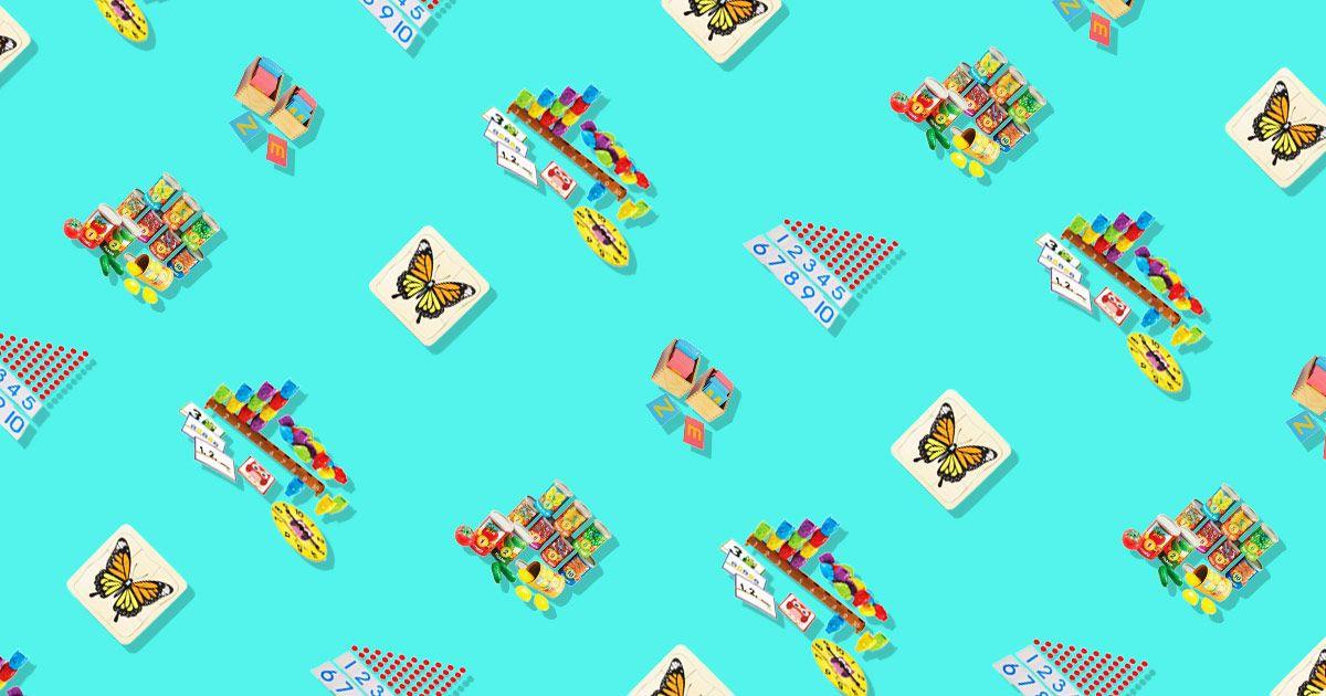 19 Best Toys For Montessori Kids 2018