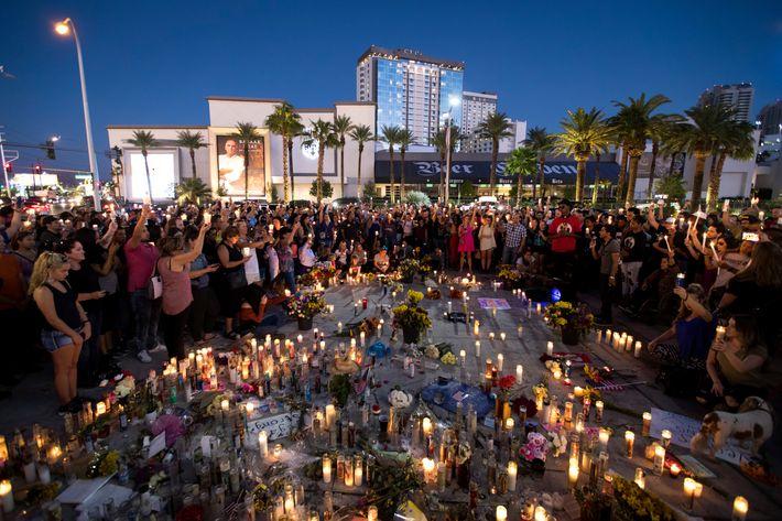 Shooting Las Vegas