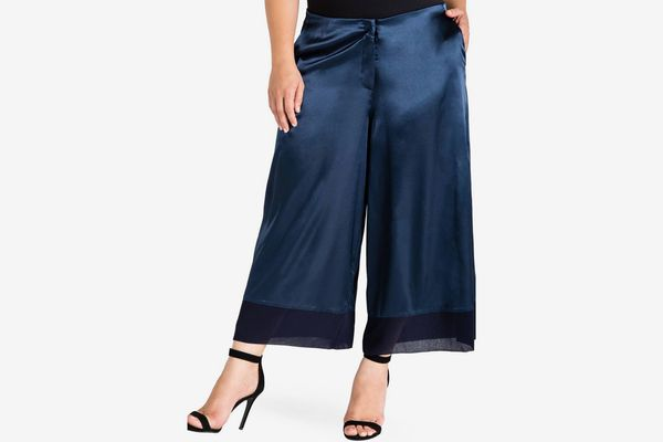 STANDARDS & PRACTICES Morgan Crop Sateen Pants