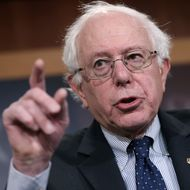 Sen. Bernie Sanders (I-VT) Speaks Against GOP's Plan For Social Security And Medicare