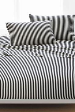 Marimekko Ajo 200 Thread Count Cotton Sheet Set (Queen)